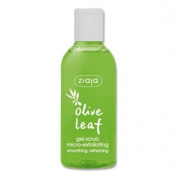 Ziaja olive leaf gel scrub 200 ml