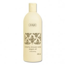 Ziaja argan creamy shower soap with argan oil 500 ml