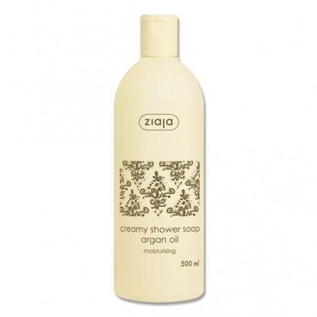 Ziaja argan creamy shower soap with argan oil 500 ml