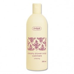 Ziaja creamy shower soap cashmere 500 ml
