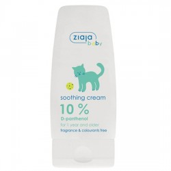 Ziaja baby soothing cream 10 % D - panthenol 60 ml