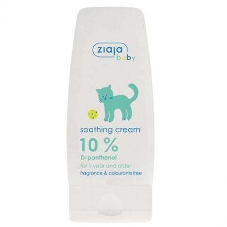 Ziaja baby soothing cream 10 % D - panthenol 60 ml