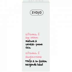 Ziaja vitamin E eye cream mature & wrinkle-prone skin 15 ml