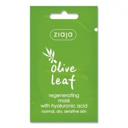 Ziaja olive leaf regenerating mask with hyaluronic 7 ml