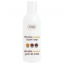 Ziaja chocolate orange shower soap 200 ml