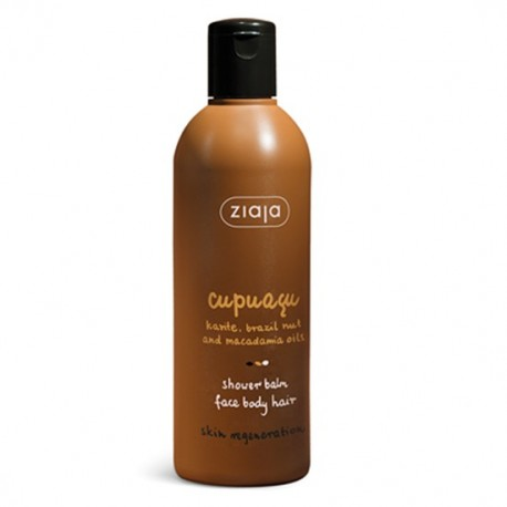 Ziaja cupuacu shower balm face, body & hair 300 ml