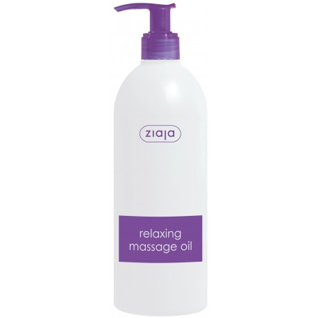 Relaxing Massage Oil 500 ml