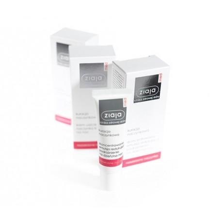 Ziaja med emulsion reducing iritation for dilated capillaries 30 ml