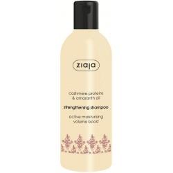 Ziaja kaszmirowy szampon wzmacniający 300 ml