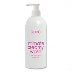 Ziaja kremowy płyn do higieny intymnej z kwasem mlekowym 500ML