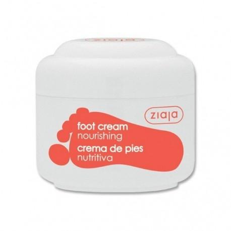 Ziaja foot cream nourishing 50 ml
