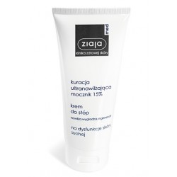 Ziaja med feet cream with urea 15% 100ml
