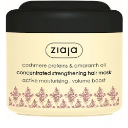 Ziaja cashmere proteins concetrated strengthening hair mask 200ML