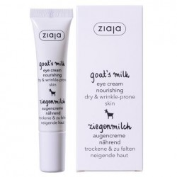 Ziaja goat's milk eye cream 15 ml