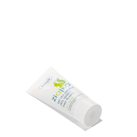 Ziaja Gel Toothpaste Without Fluoride For Children 50ML
