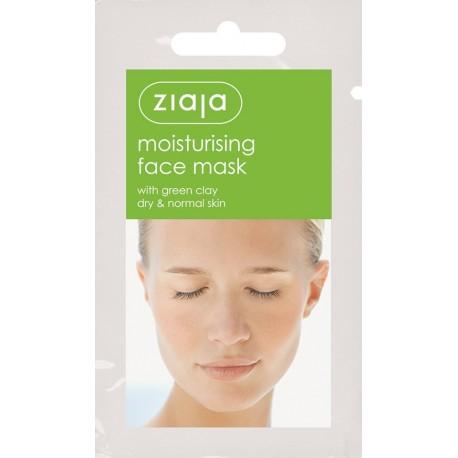 Ziaja Moisturising Face Mask 7 ml