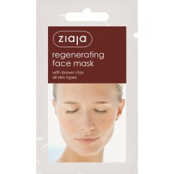 Ziaja regenerating face mask 7 ml