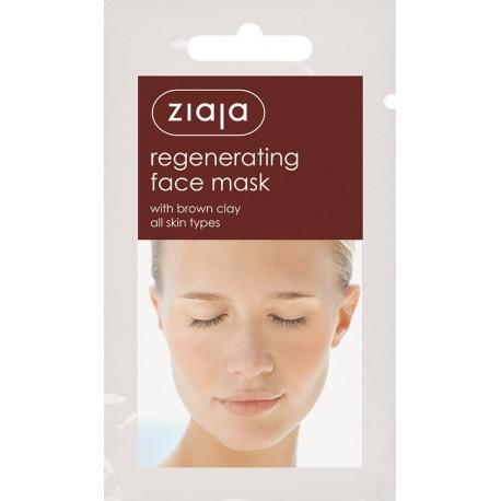 Ziaja regenerating face mask 7 ml