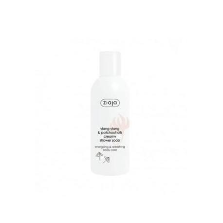 Ziaja Creamy Shower Soap Ylang-Ylang & Patchouli Oils 200 ml