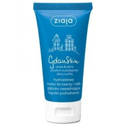 Ziaja Gdanskin Hydrogel Face and Body mask 50 ml
