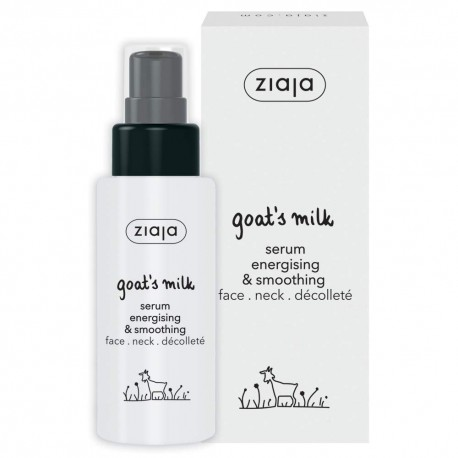 Ziaja Goat's Milk Serum Energizing and Smoothing 50 ml