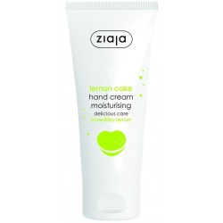 Ziaja Lemon Cake Hand Cream 50 ml