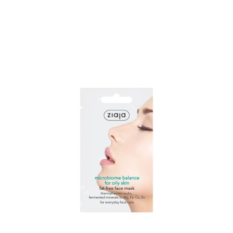 Ziaja Microbiome Face Mask For Oil Skin 7ml