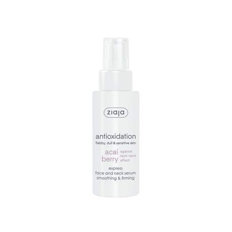 Ziaja Acai Berry Express Face And Neck Serum Smoothing & Firming 50 ml