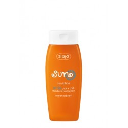 Ziaja sun lotion SPF 20 150 ml