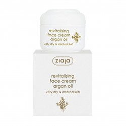 Ziaja argan natural oils protective face cream 75 ml