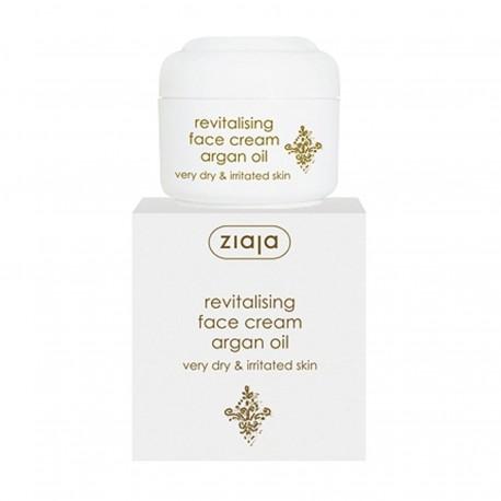 Ziaja argan natural oils protective face cream 75 ml