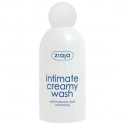 Ziaja intimate creamy wash with hyaluronic acid 200ml