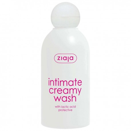 Ziaja intimate creamy wash with lactic acid 200ml