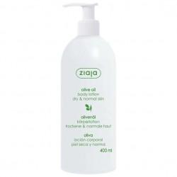 Ziaja olive oil body lotion 400 ml