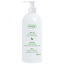 Ziaja natural olive body lotion 400 ml