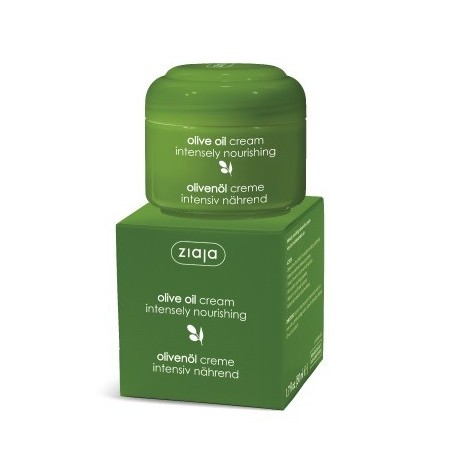 Natural olive face cream 50 ml