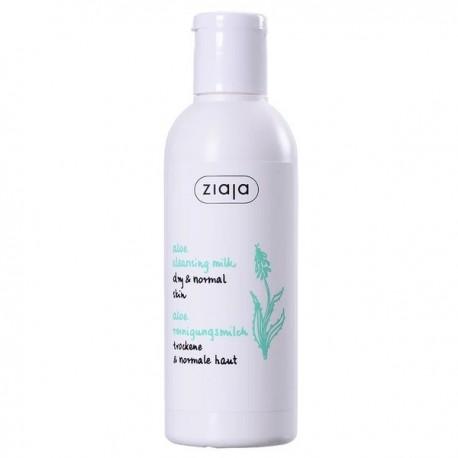 Ziaja aloe cleansing milk 200 ml