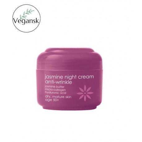 Ziaja jasmine night cream anti-wrinkle 50 ml