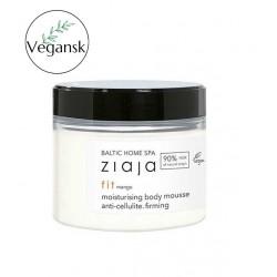 Ziaja baltic home spa fit moisturising body mousse 300ml