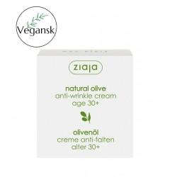 Ziaja natural olive anti-wrinkle cream 30+
