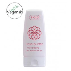 Ziaja Rose Butter Micro-Peeling 60 ml