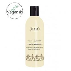 Ziaja argan and tsubaki oils smoothing shampoo 300ml