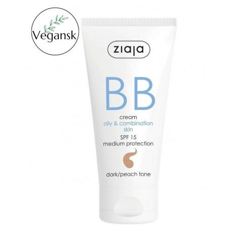 Ziaja BB cream oily & combination skin 50 ml