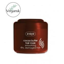 Ziaja masło kakaowe maska do włosów wygładzająca 200 ml