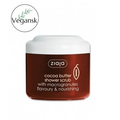 Ziaja cocoa butter shower scrub 200 ml