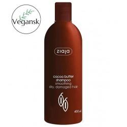 Ziaja cocoa butter shampoo smoothing 400 ml