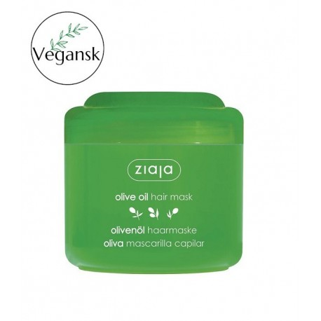 Ziaja natural olive regenerating hair mask 200ml