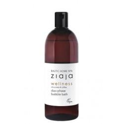 Ziaja baltic home spa wellness dwufazowy płyn myjący do kąpieli 500 ml