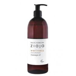 Ziaja baltic home spa massage oil 490 ml